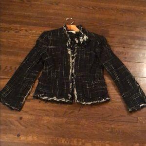 Zara boucle jacket
